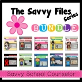 The Savvy Files Bundle