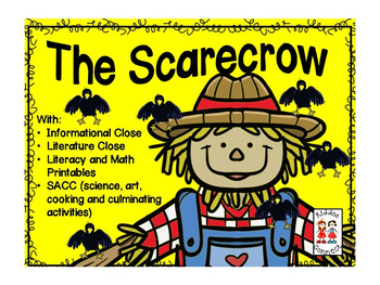 The Scarecrow with Closes, Shared Reading, Math and Litera