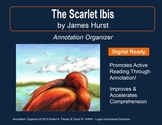 """Scarlet Ibis"" by James Hurst: Annotation Organizer"