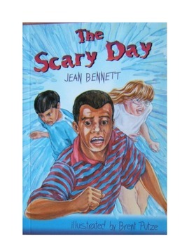 The Scary Day, comprehension questions and answers