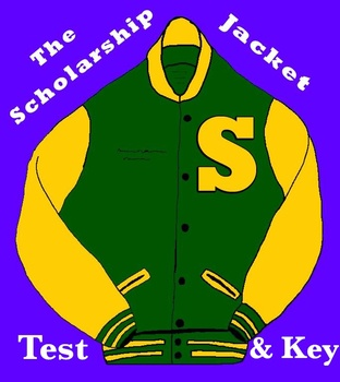 """The Scholarship Jacket"" by Marta Salinas - Test with Answer Key"