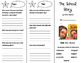 The School Story Trifold - Storytown 5th Grade Unit 4 Week 1