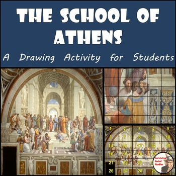 "The School of Athens - Recreate Raphael's ""The School of A"