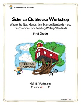 Science Clubhouse Workshop 1st Grade Compilation (All 10 l