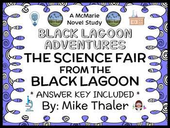 The Science Fair from the Black Lagoon (Mike Thaler) Novel