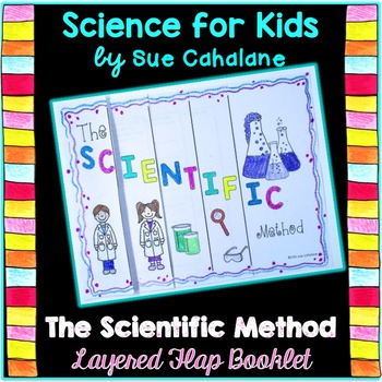 The Scientific Method Layered Flap Booklet