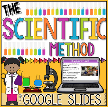 The Scientific Method in Google Slides