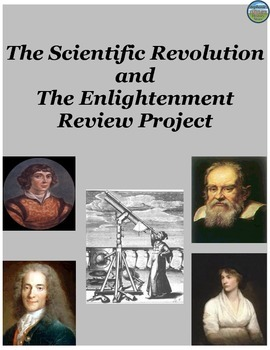 The Scientific Revolution and Enlightenment Review Activities