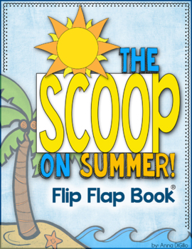 The Scoop on Summer Flip Flap Book™