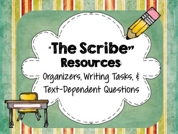 """The Scribe"" by Kristin Hunter: Resources-Gr.Org, Writing,"