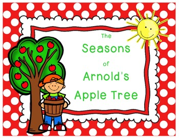 The Seasons of Arnold's Apple Tree: A Common Core Book Study