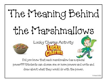 The Secret Behind the Lucky Charms Marshmallows