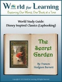 The Secret Garden - Literature Guide Lapbook