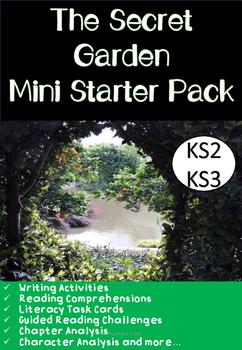The Secret Garden Mini Starter Pack