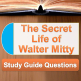 """The Secret Life of Walter Mitty"" Study Guide Questions"