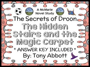 The Secrets of Droon: The Hidden Stairs and the Magic Carp