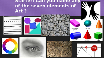 The Seven Elements of Art and Design