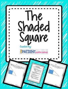 The Shaded Square:  finding area
