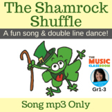 "St. Patrick's Day Song | ""Shamrock Shuffle"" Line Dance 