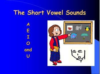 Short i Vowel Sound