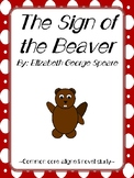 The Sign of the Beaver Novel Study (Common Core Aligned fo