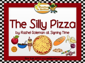 The Silly Pizza – Song Companion (FREEBIE)