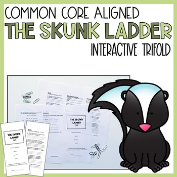 The Skunk Ladder Trifold (Reading Street 2011 Edition)