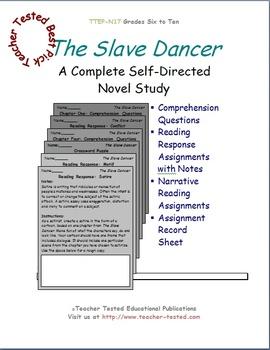 The Slave Dancer: A Complete Novel Study