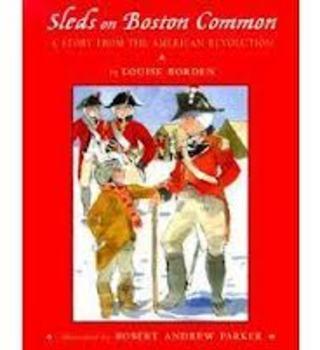 """The Sleds on Boston Common"" Treasures 5th Grade Reading U"