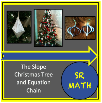 The Slope Christmas Tree & Bonus *Equation Chains*