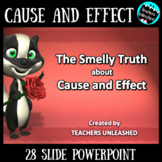 Cause and Effect PowerPoint Lesson