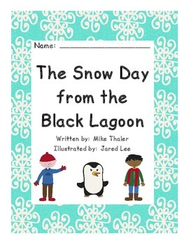 The Snow Day from the Black Lagoon Reading Guide