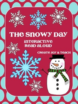 The Snowy Day Interactive Read Aloud