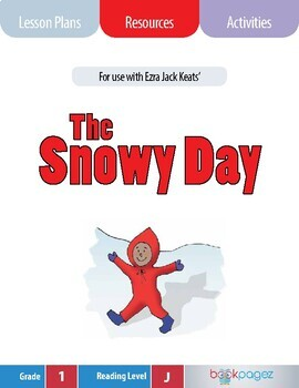 The Snowy Day Lesson Plans & Activities Package, Second Gr