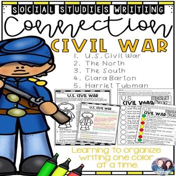 Social Studies-Writing Connection Civil War