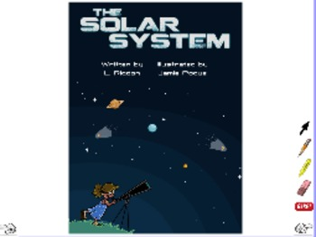 The Solar System - ActivInspire Flipchart