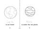 Solar System Coloring Booklet