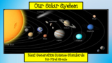 The Solar System SmartBoard (NextGen Science Standard for