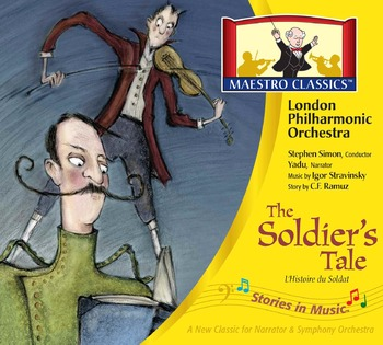 The Soldier's Tale MP3 and Activity Book