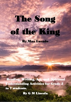 The Song of the King by Max Lucado (Workbook)