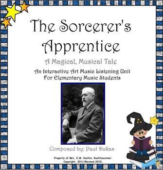The Sorcerer's Apprentice Listening Unit - (PDF EDITION)