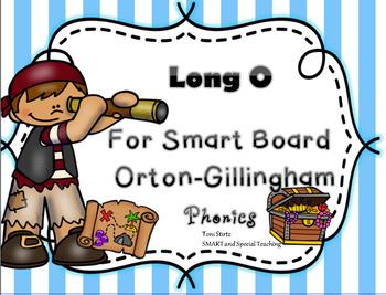 The Sounds of Long O SMART Board Phonics  Orton Gillingham