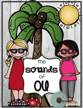The Sounds of OU  (Phonemic Awareness Games & Activities)