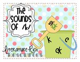 The Sounds of /k/ - Literature-Rich Resources (Stories, So