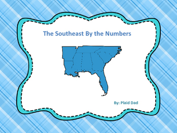 The Southeast By the Numbers