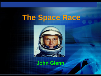 The Space Race - John Glenn