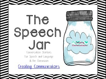 The Speech Jar