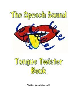 The Speech Sound Tongue Twister Book