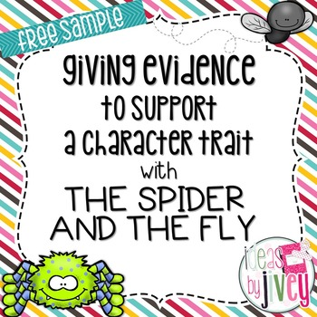 The Spider and the Fly: Evidence for Character Trait Free