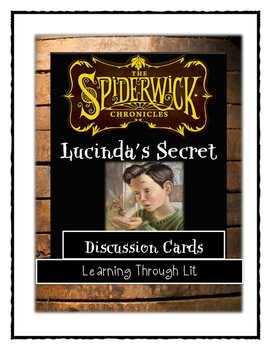 The Spiderwick Chronicles LUCINDA'S SECRET - Discussion Cards